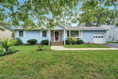 Toms River Single Family Home For Sale: 1131 Fairview Drive