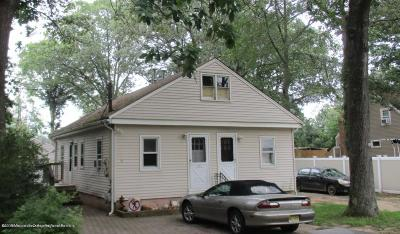 Toms River Multi Family Home Under Contract: 111 Martin Road