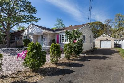 Point Pleasant Single Family Home Under Contract: 2409 Mallow Street