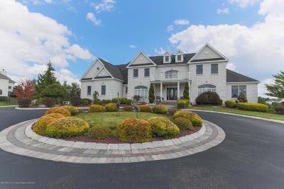 Monroe Single Family Home For Sale: 6 Delmar Way