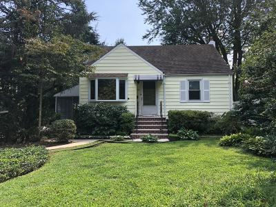 Little Silver Single Family Home For Sale: 39 Rumson Place