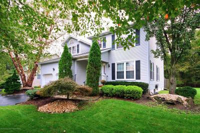 Tinton Falls Single Family Home For Sale: 3 Harvard Drive