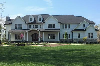 Rumson Single Family Home For Sale: 22 Conover Lane