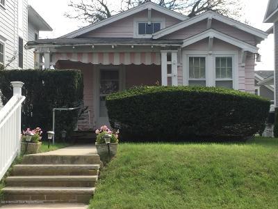 Avon-by-the-sea, Belmar, Bradley Beach, Brielle, Manasquan, Spring Lake, Spring Lake Heights Single Family Home For Sale: 37 Sylvania Avenue