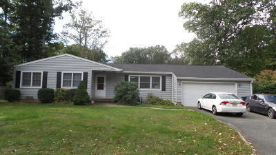Middletown Single Family Home Under Contract: 4 Lombardi Court