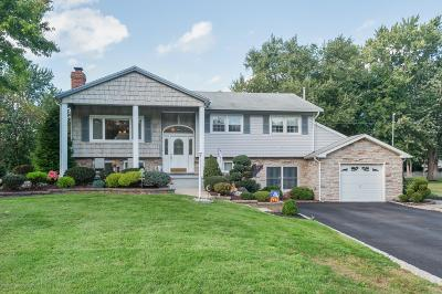 Manalapan Single Family Home For Sale: 12 Greenleaf Drive