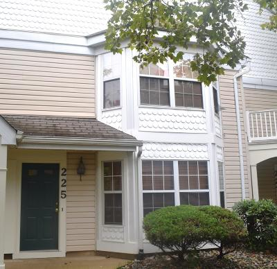 Freehold NJ Condo/Townhouse For Sale: $235,000