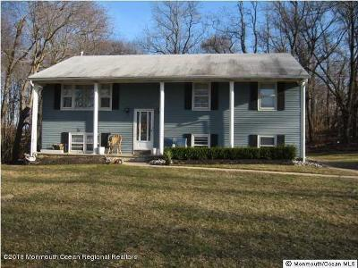 Manalapan Single Family Home Under Contract: 27 Station Street