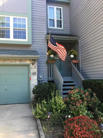 Neptune City, Neptune Township Condo/Townhouse For Sale: 126 Spinnaker Way