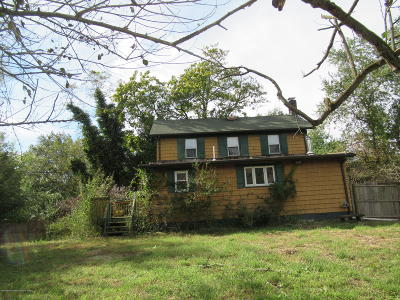 Howell Single Family Home Under Contract: 319 Oak Glen Road