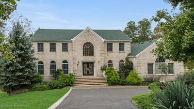 Holmdel Single Family Home For Sale: 4 The Summit