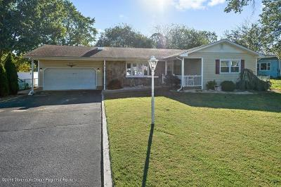 Brick Single Family Home For Sale: 539 Amherst Drive