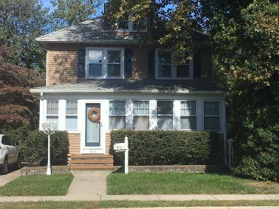 Point Pleasant Single Family Home For Sale: 809 Forman Avenue