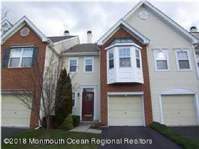 Holmdel Condo/Townhouse For Sale: 7 Alpine Road