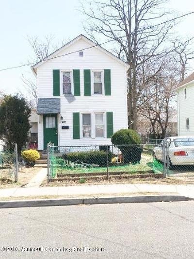Red Bank Single Family Home For Sale: 219 S Pearl Street