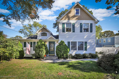 Single Family Home Under Contract: 1626 W Maplewood Road