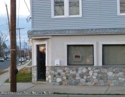 Neptune City Commercial Lease For Lease: 168 W Sylvania Avenue #Front