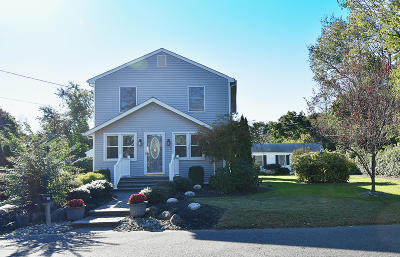 Wall Single Family Home For Sale: 1699 Glendola Road