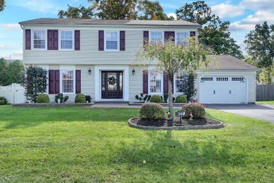 Ocean County Single Family Home For Sale: 241 Constitution Avenue