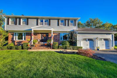 Ocean Twp Single Family Home Under Contract: 14 Kimberly Drive