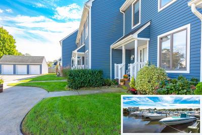Point Pleasant Townhouse For Sale: 2410 Sylvan Drive #3
