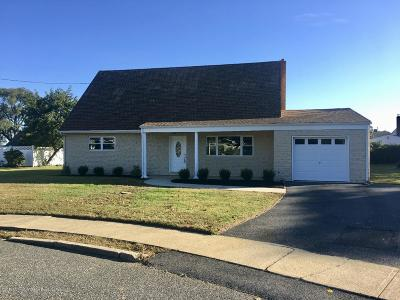 Long Branch Single Family Home Under Contract: 40 Middle Lane
