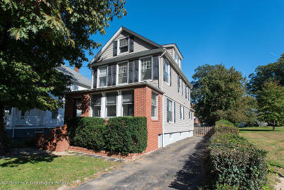 Red Bank Single Family Home For Sale: 165 Spring Street