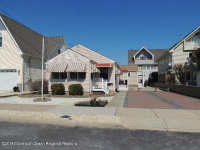 Seaside Park Multi Family Home For Sale: 110-112 14th Avenue