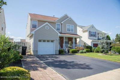 Hazlet Single Family Home For Sale: 4 Skyline Drive