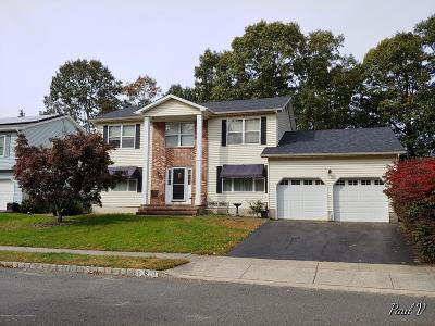 Howell Single Family Home For Sale: 120 Moses Milch Drive