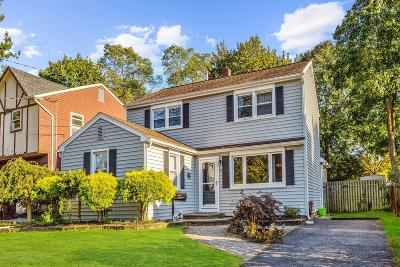 Red Bank Single Family Home For Sale: 35 Delaware Avenue