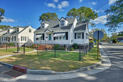Point Pleasant Single Family Home For Sale: 1014 Barton Avenue