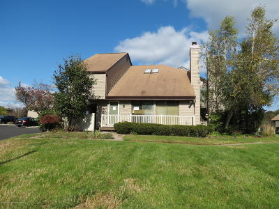 Ocean Twp Condo/Townhouse Under Contract: 32 Cotswold Circle