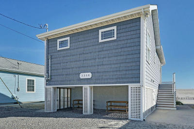 Lavallette Single Family Home For Sale: 3380 Seaview Road