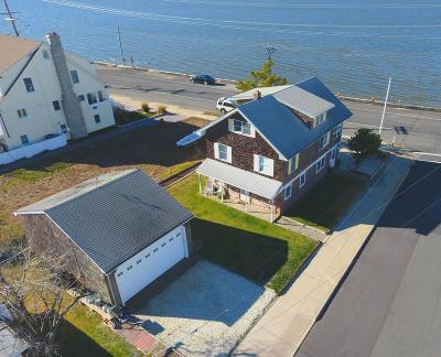 Seaside Park Single Family Home For Sale: 514 N Bayview Avenue