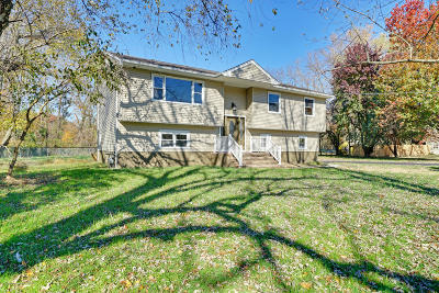 Ocean County Single Family Home For Sale: 967 E Veterans Highway
