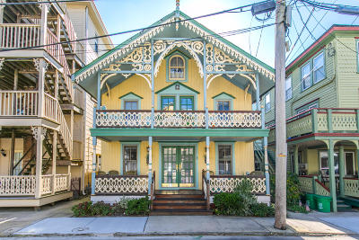 Ocean Grove Single Family Home For Sale: 8 Olin Street