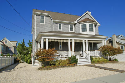 Normandy Beach Single Family Home For Sale: 109 6th Avenue