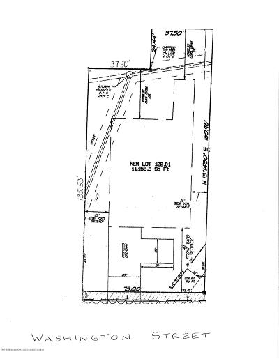 Toms River Residential Lots & Land For Sale: 308 Washington Street