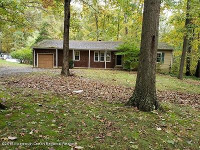 Jackson Single Family Home Under Contract: 409 Leesville Road