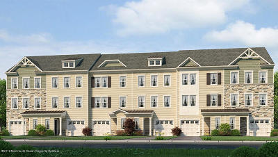 Monroe Condo/Townhouse Under Contract: 1301 Hights Farm Road