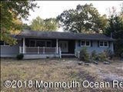Monroe Single Family Home For Sale: 10 N State Home Road