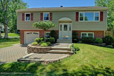 Neptune City, Neptune Township Single Family Home For Sale: 107 Pittenger Place