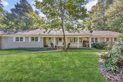 Middletown Single Family Home Under Contract: 854 Church Lane