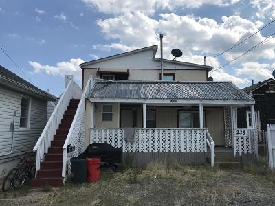 Seaside Heights Multi Family Home For Sale: 235 Hancock Avenue