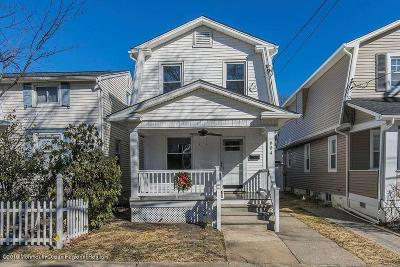 Bradley Beach Multi Family Home For Sale: 604 Monmouth Avenue