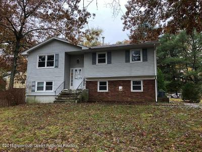Toms River Single Family Home For Sale: 15 Woodridge Avenue
