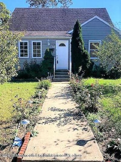 Point Pleasant Single Family Home For Sale: 506 Riverwood Avenue