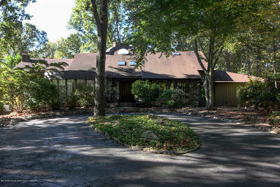 Millstone Single Family Home Under Contract: 17 Alpine Drive