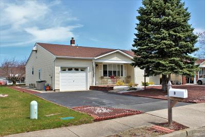 Silveridge N Adult Community For Sale: 3 Easton Road